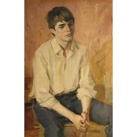 Портрет юноши Фирсов Алексей