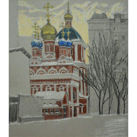 Проулочек. Москва, Таганская кольцевая