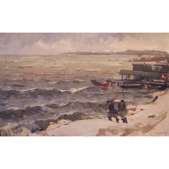 Рыбаки на севере Фирсов Алексей