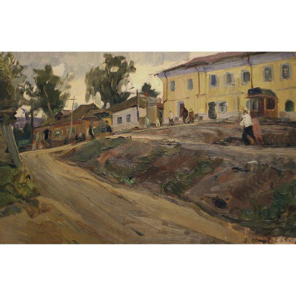Сельская улица Фирсов Алексей