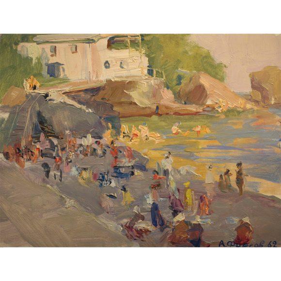 Солнечный пляж Фирсов Алексей