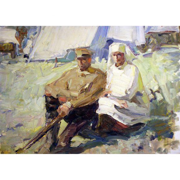 Встреча Лежников Юрий
