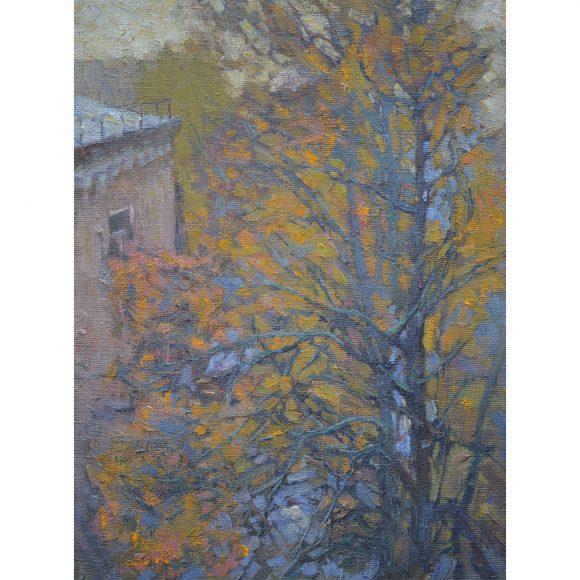 Осенний мотив Блинова Юлия