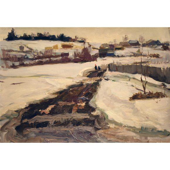 Зимняя распутица Фирсов Алексей