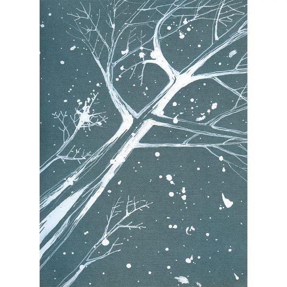Снег Давыдова Елизавета