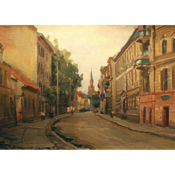 Старая Рига Фирсов Алексей