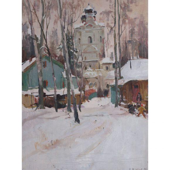 Зима Фирсов Алексей