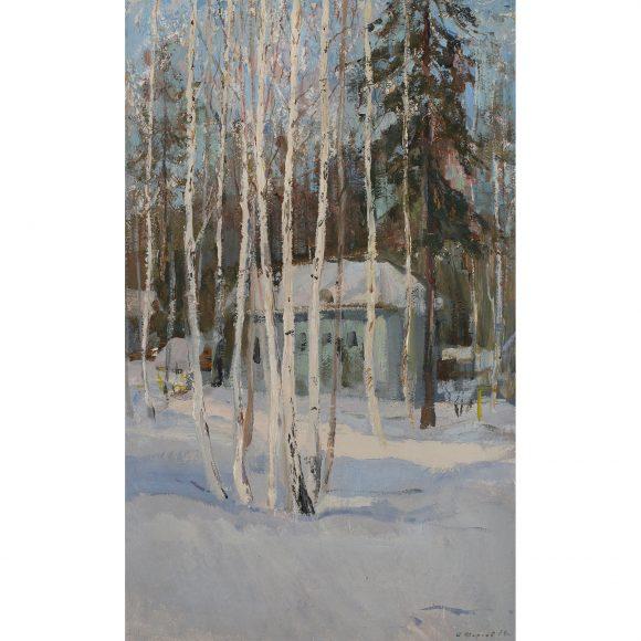 Зимний денёк Фирсов Алексей