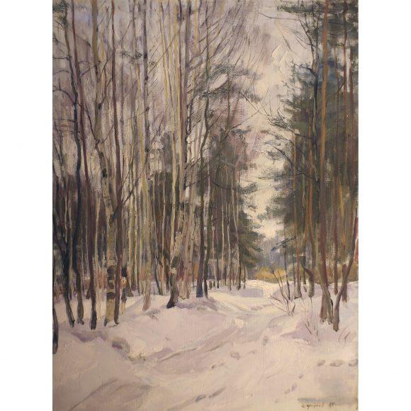 Зимний лес-2