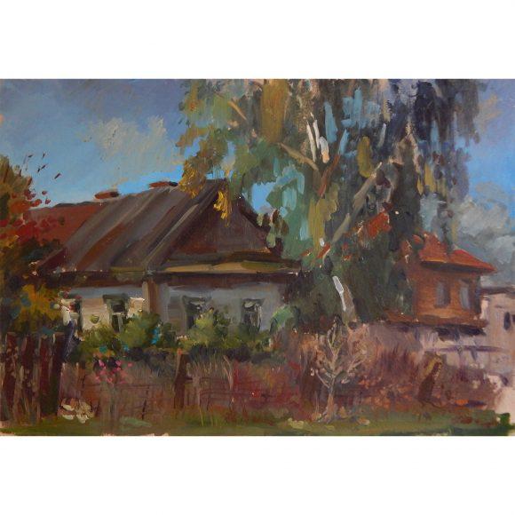 Деревенский дом Самойлова Рина