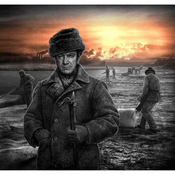 The ice harvest (из серии Silent Streets) Кайков Евгений