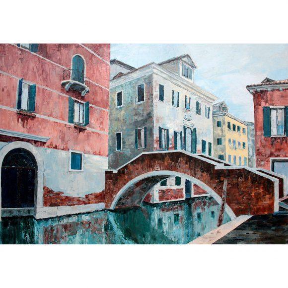 Мост в Венеции Рогожина Светлана