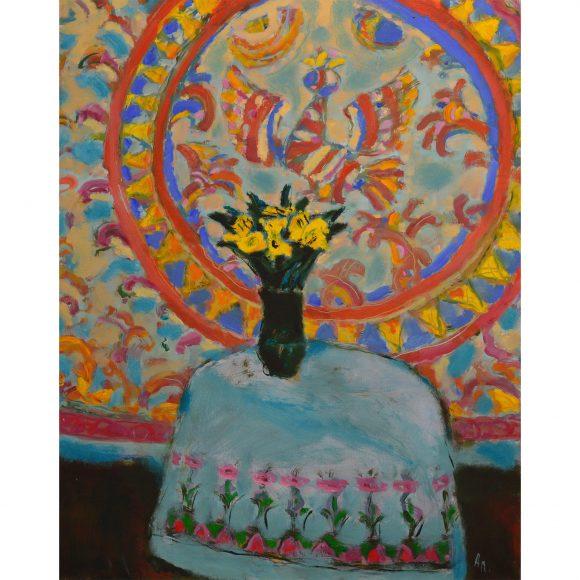 Столик с цветами Паршков Алексей