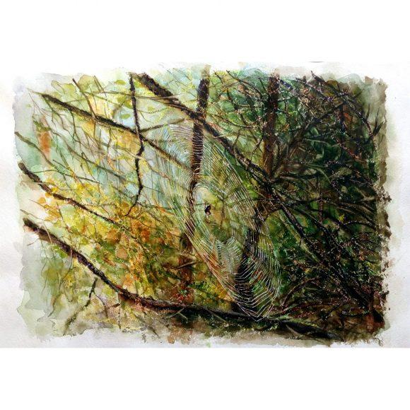 Утро в лесу Шаргина Любовь