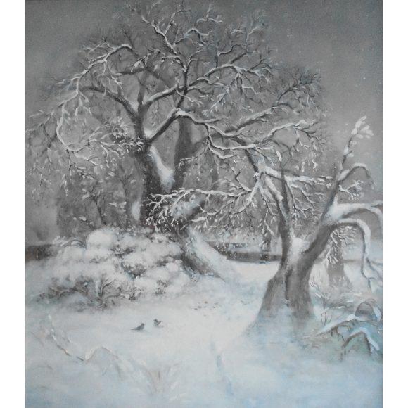 И ночью выпал снег-3 Мицник Александр