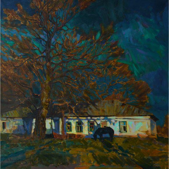 Лунная ночь Каменев Алексей