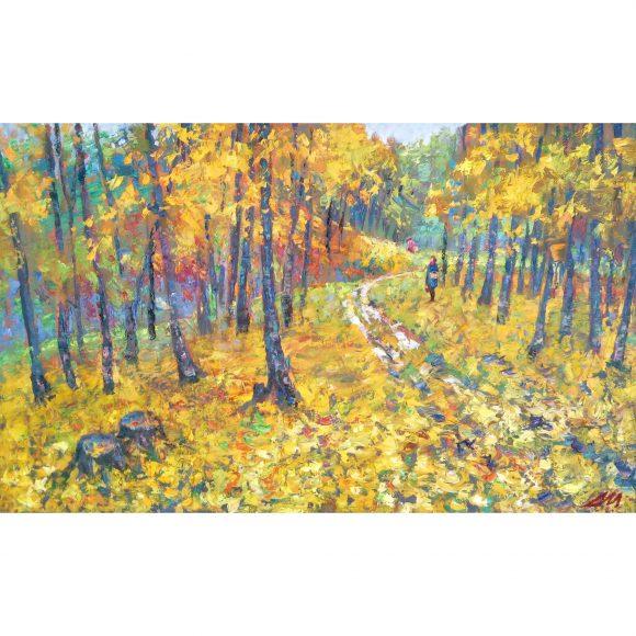 Золотой лес Мантров Дмитрий