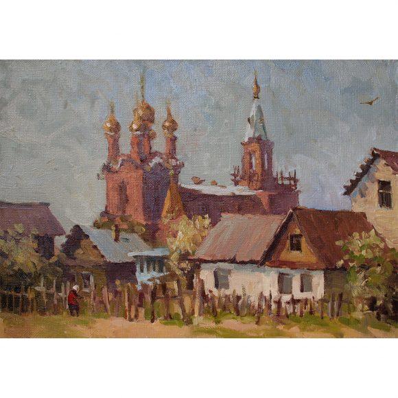 В Запанском Беляев Сергей