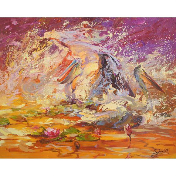 Белый танец Шадрин Александр