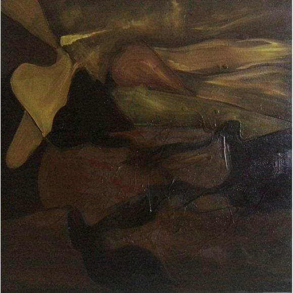 Brown painting Кабанова Мариэль