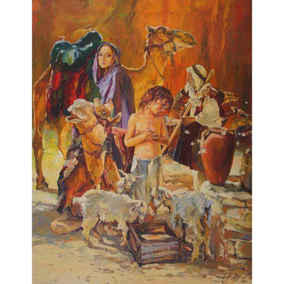 Источник в пустыне Шадрин Александр