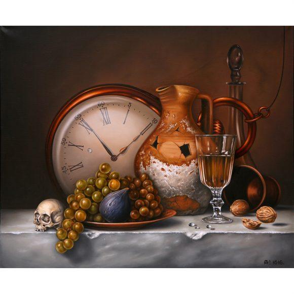 Новый голландский натюрморт Горенков Андрей