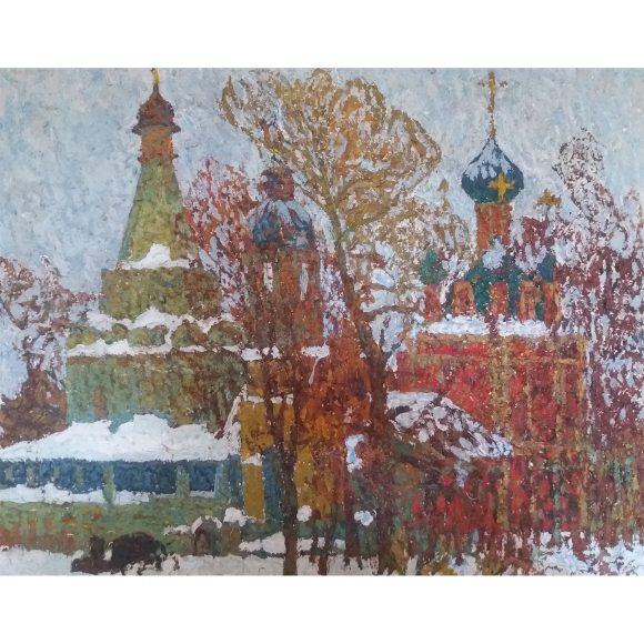 Церковь Комиссаров Иван