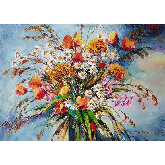 Голоса полевых цветов Круглова Светлана