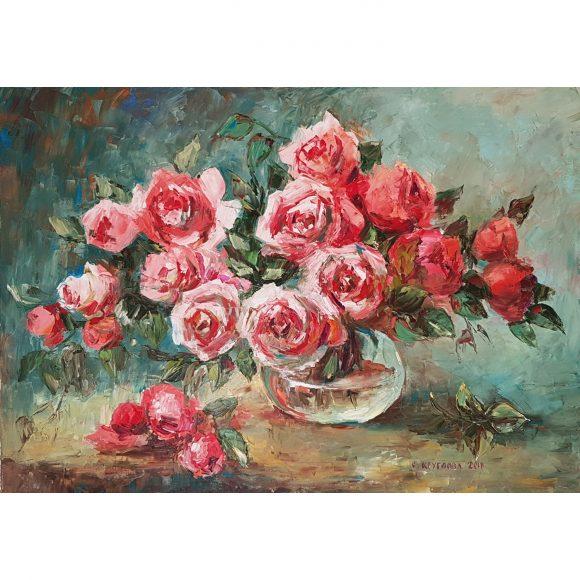 Розы Ламинуэт Круглова Светлана