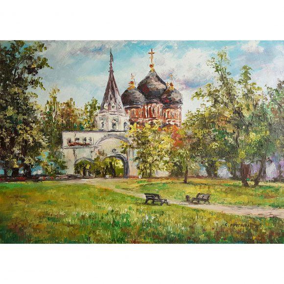 Покровский храм в Измайлово Круглова Светлана