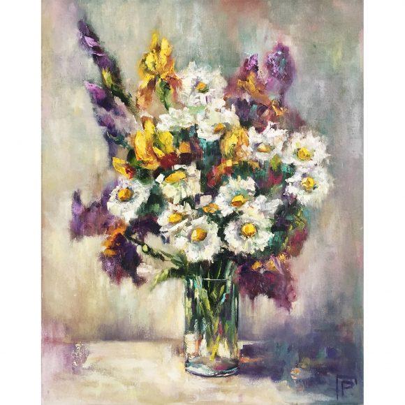 Букет полевых цветов Гердт Рина