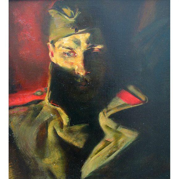 Портрет Новосёлов Александр