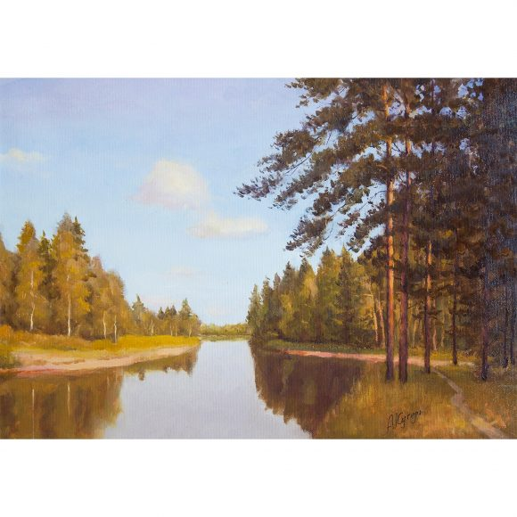 Река Пра Кугель Александр