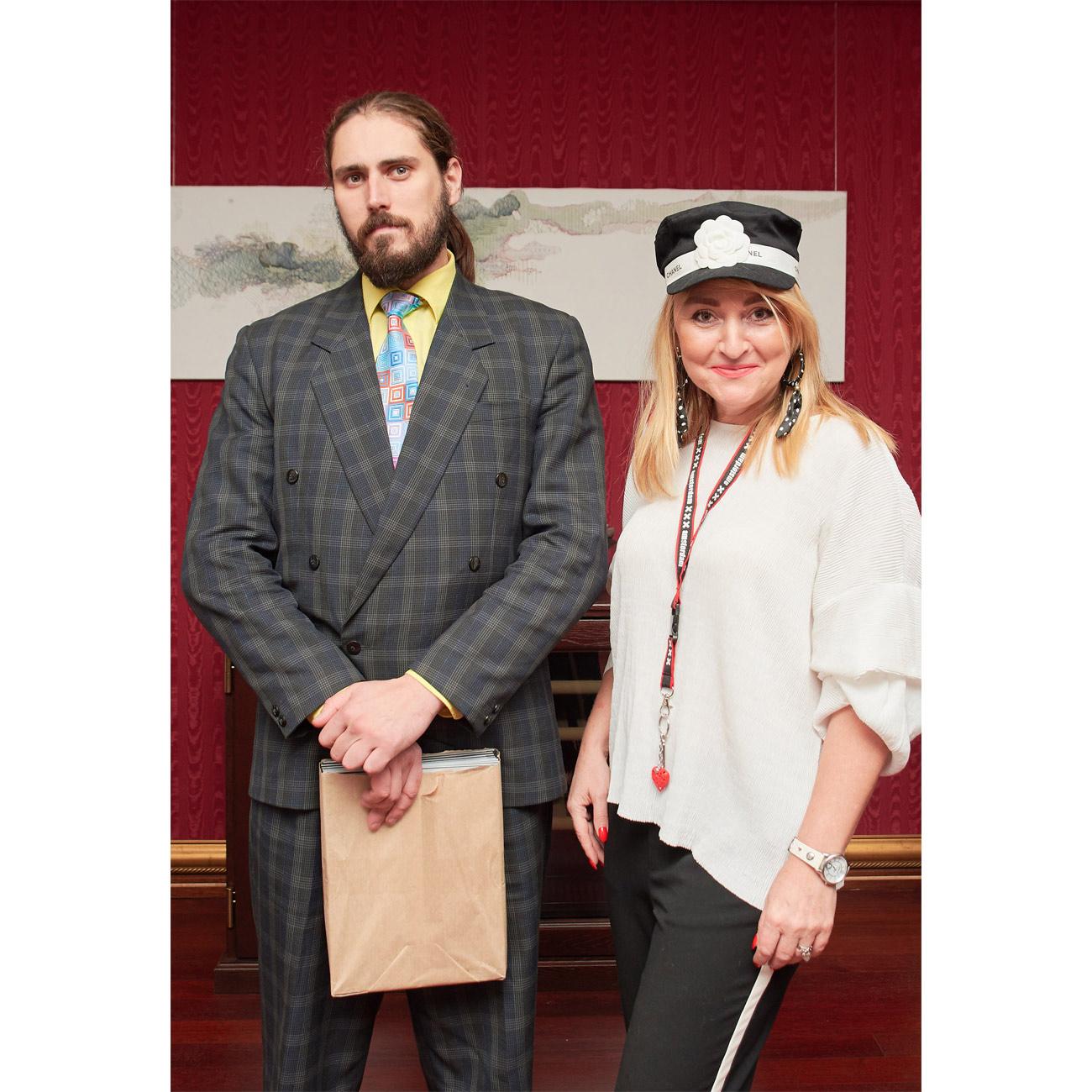Фотоотчёт с первого аукциона современного искусства в Самаре