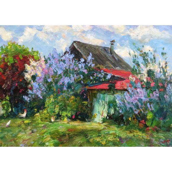 Отчий дом Мантров Дмитрий