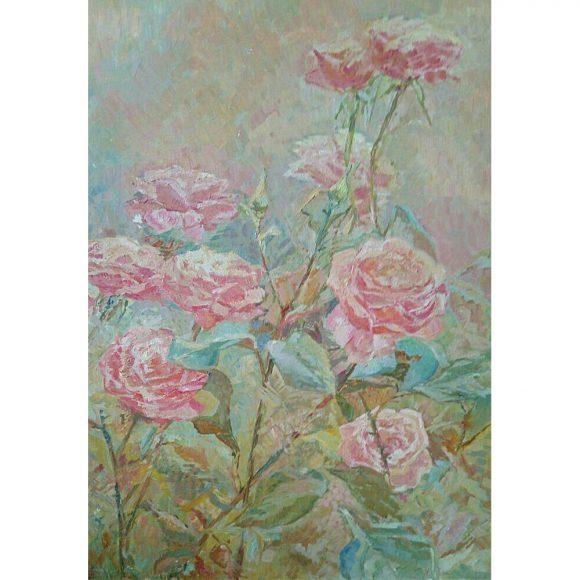 Розы Кашина Елена