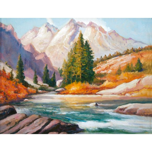 Горная река Кугель Александр