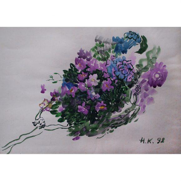 Букет цветов Кулебакин Николай