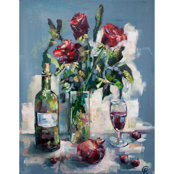 Гранатовое вино Гердт Рина