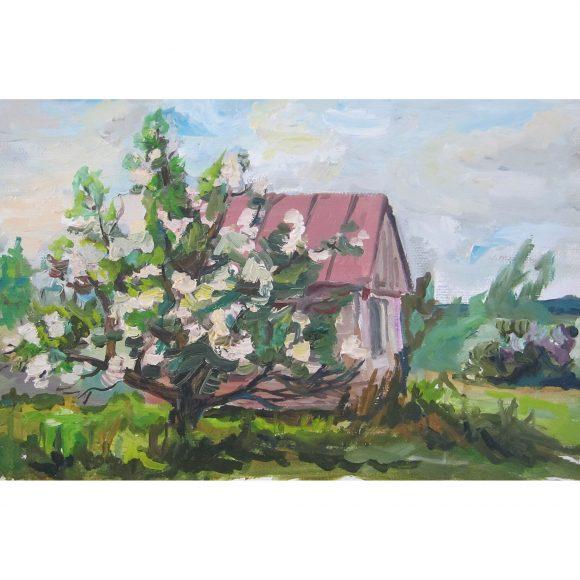 Весна в саду Шарипова Ирина