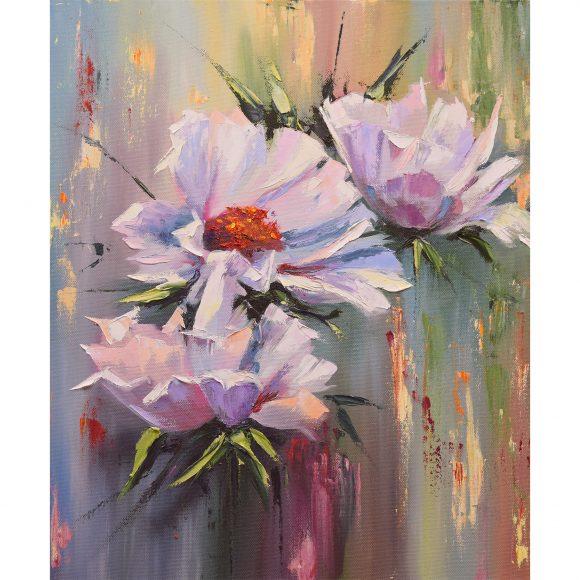 Цветочный джаз Тройникова Надежда