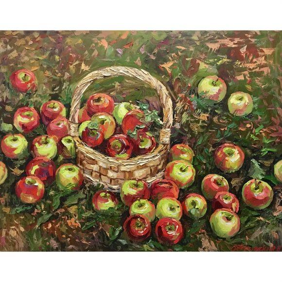 Яблочный год Островская Елена
