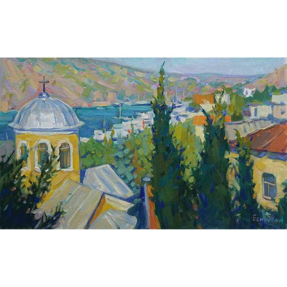 Церковь двенадцати апостолов Есипова Анна