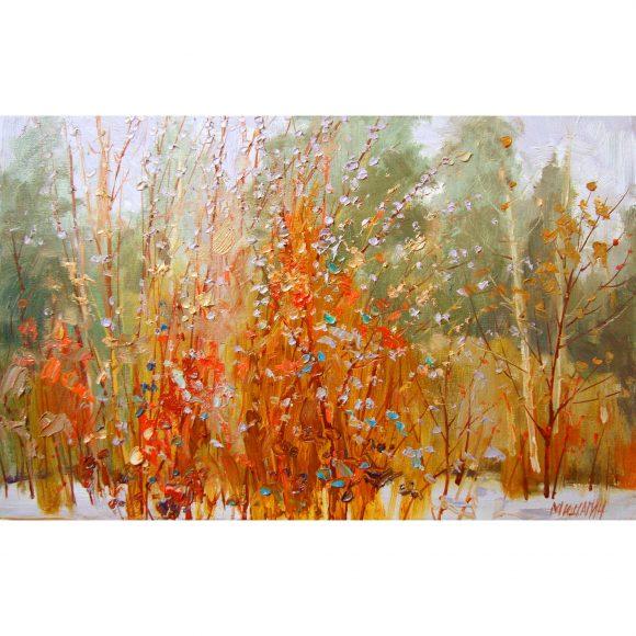 В весеннем лесу Мишагин Андрей