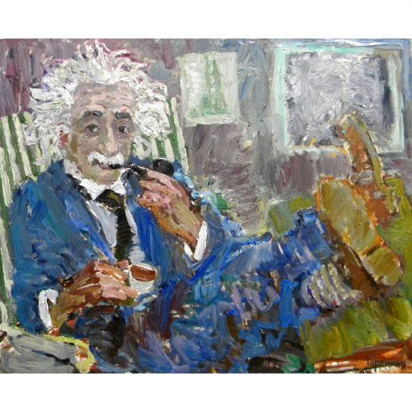 Эйнштейн — заклинатель хаоса Горецкая Полина