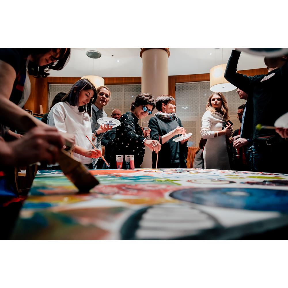 Открытие вернисажа современного искусства «PRIMAVERA»