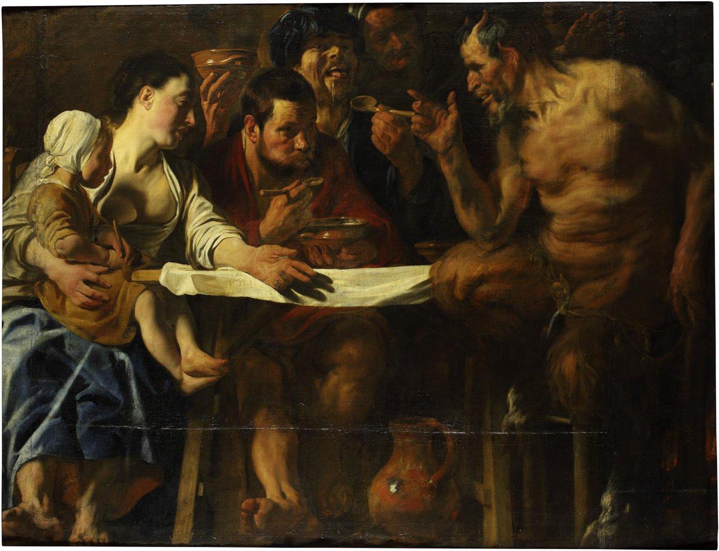 Выставка Якоба Йорданса пройдет в Пушкинском музее