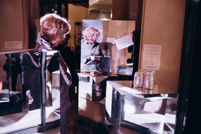 Фото отчет с открытия выставки #BUTFLY
