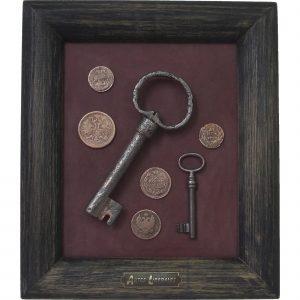 1841Ключи от всех дверей -1